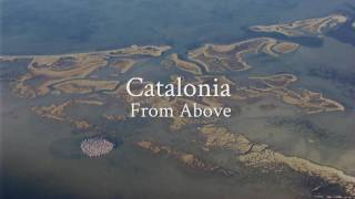 CATALONIA FROM ABOVE  - TEASER