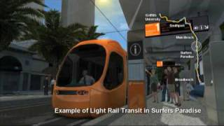 Association of Consulting Engineers Australia Awards 2009 rapid transit final