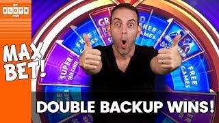🔌Back-Up POWER🔌 🎰BONUS Triggered on Buffalo Grand Slots🐃Colorado Belle Casino🎰 ✦ BCSlots