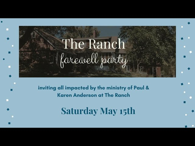 The Ranch Farewell Party 05-15-2021