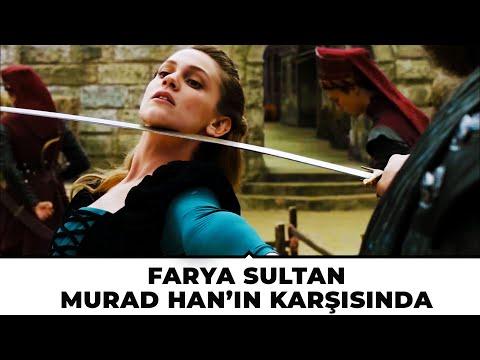Muhteşem Yüzyıl Kösem Yeni Sezon 1.Bölüm (31.Bölüm)   Farya, Sultan Murad Han'ın karşısında