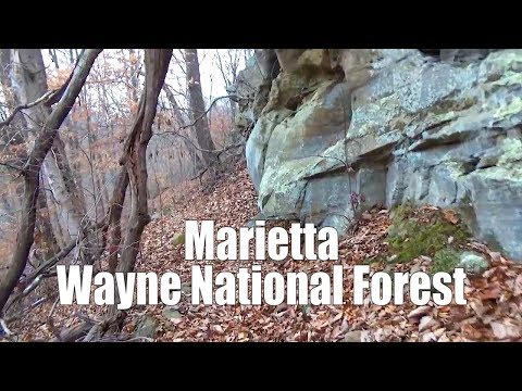 Wayne National Forest - Marietta OH