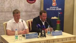 Станислав Дужников стал Послом Саранска на ЧМ-2018