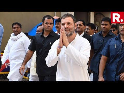 Rahul Gandhi Appears In Surat Court | Modi Surname Defamation Case