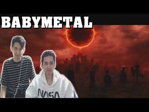 BABYMETAL - Distortion MV Reation