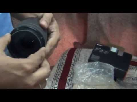 How to put UV Filter on Sony Lens (Hindi) (1080p HD)