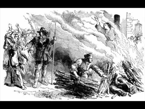 Witchcraft In Post Medieval Europe