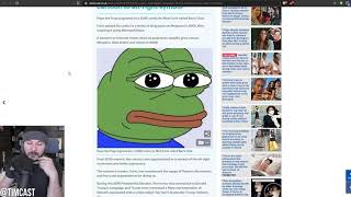 """Someone Painted Pepe The Frog Over Bernie's Face And Police Are Saying Its a """"Hate Crime"""""""