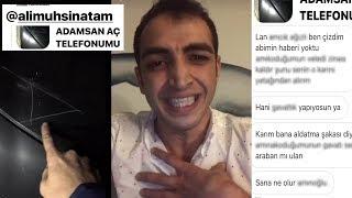 Kocakarı ailesi volkan ile Ali Muhsin Atam Kavga!!!