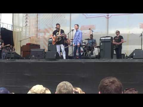 Michael Ray & Randy Travis