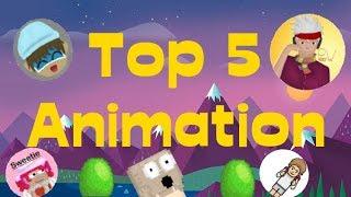 Growtopia Top 5 Animation