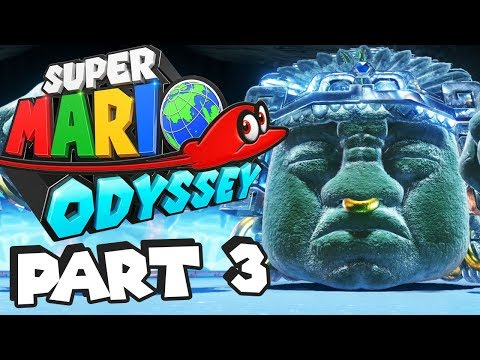 Mario Odyssey - Part 3 - The Hole In The Desert