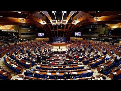 Europarat: Ukraine protestiert