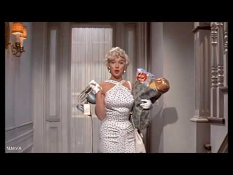 "Marilyn Monroe in ""The 7 Year Itch""    ""I Had To Ring Your Bell"""