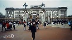 """""""Grenzenlos - Die Welt entdecken"""" - very British"""