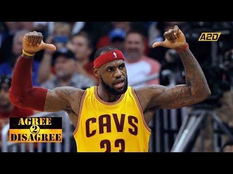 NBA Playoffs 2017 Second Round | Agree 2 Disagree