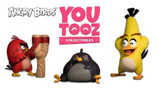 Angry Birds Youtooz Collectibles   Unboxing #1