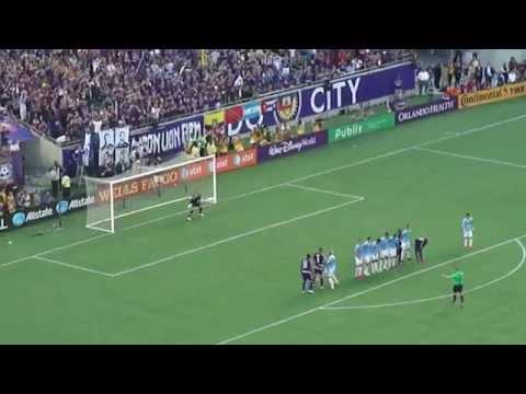 Orlando City First Goal by Kaka 3.8.15