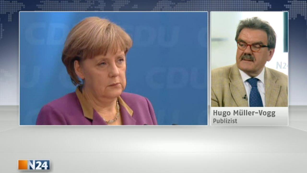 Merkels Schicksal - Hugo Müller-Vogg spricht Klartext