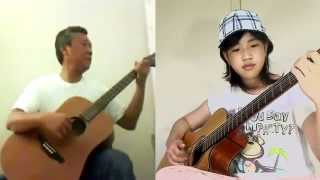 Lời Buồn Thánh - Song Tấu Guitar