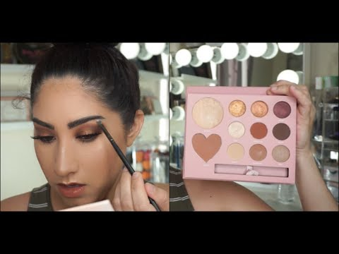 LoveMelisaMichelle x Ulta Palette  First Impressions& Review  missjuliann