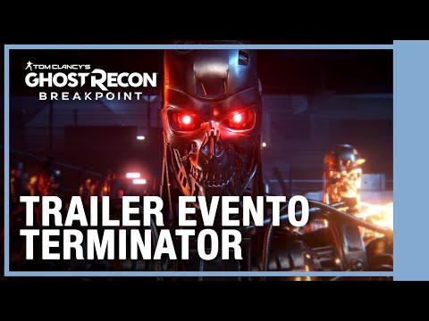 Ghost Recon Breakpoint - Trailer Evento Terminator