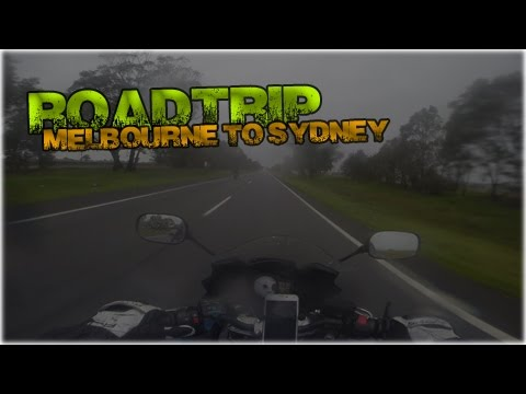 Roadtrip - Melbourne to Sydney