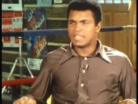 David Frost Interview with Muhammad Ali in 1974   YouTube