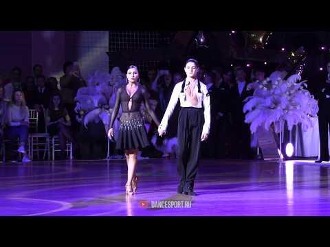 Sharif Mirkhanov - Anna Dolgopolova, #Rumba (Arráncame), Showcase / Cибирский Марафон 2020