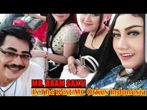 BRAM SAKTI Is the bestnya Mc Orkes se Indonesia