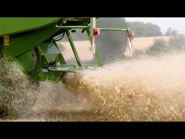 John Deere - AutoSwap wind compensation