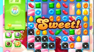 Candy Crush Jelly Saga Level 1089 ** NO BOOSTERS