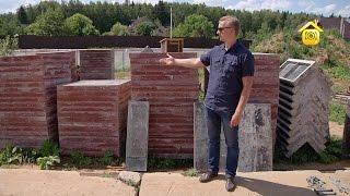 видео стеновая опалубка