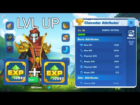 craft legend | LVL UP fast??? do this all