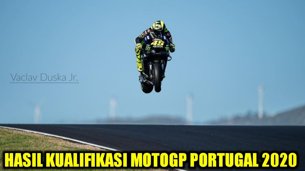 Kualifikasi MotoGP Portugal! Miguel Oliveira Pole Position! Alex Marquez Dan Rossi Kompak Dibelakang