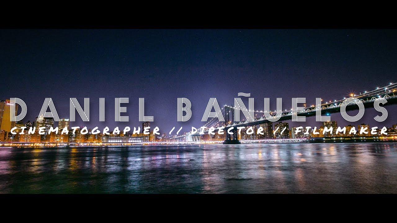 Demo Reel 17 - Daniel Bañuelos
