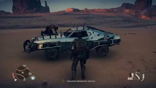 Mad Max the game classic OST