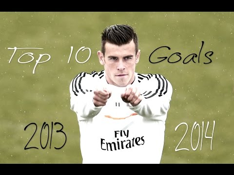 Gareth Bale ◄Top 10 Goals►