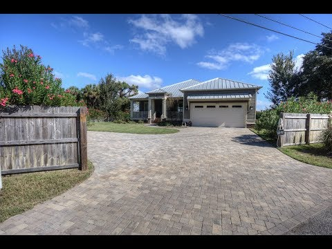 Waterfront Home - Panama City Beach, Florida Real Estate For Sale