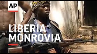LIBERIA: MONROVIA: WARRING FACTIONS CONTINUE TO FIGHT thumbnail