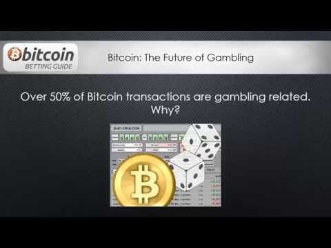 Bitcoin Gambling Advantages