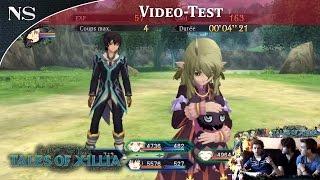 The NAYSHOW - Vidéo-Test de Tales of Xillia (PS3)
