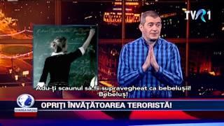 OPRIȚI ÎNVĂȚĂTOAREA TERORISTĂ!