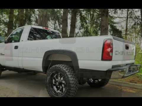 2004 Chevrolet Silverado 2500 2dr Standard Cab 4X4 6 Speed Manual DURAMAX for sale in Milwaukie, OR