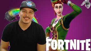 Fortnite Battle Royale! Xbox One! Nouveau Lama d'approvisionnement! Nouveaux skins! 🔴LIVE-112