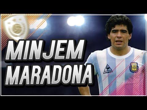Debut Prime Icon Diego Maradona (Loan)!