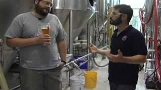 Left Hand Brew Tour - Part 1. BREWHOUSE & CELLAR