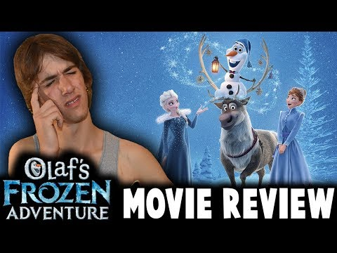 Olaf's Frozen Adventure – Movie Review