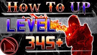 Destiny 2: How To Level Up Fast Past 345+ Power Level – Warmind Leveling Guide