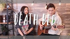 death bed (coffee for your head) - Powfu ft. beabadoobee (Cover) Andrew & Renee Foy